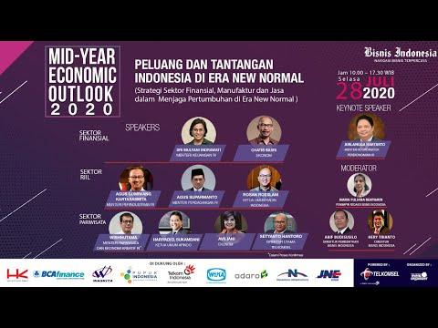 MID-YEAR ECONOMIC OUTLOOK 2020 (Sesi 2)