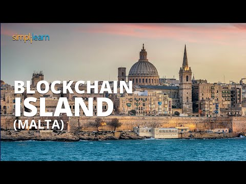 Blockchain Island   How Malta Is Becoming A Global Capital Of Cryptocurrency   Simplilearn