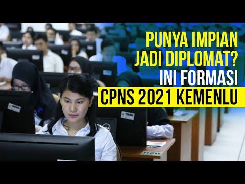 Lowongan CPNS 2021 di Kemlu, Ini Formasinya!