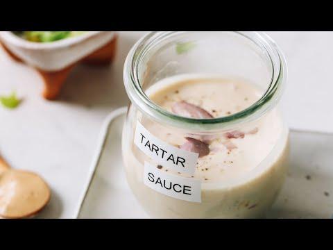 Easy Vegan Tartar Sauce | Minimalist Baker Recipes