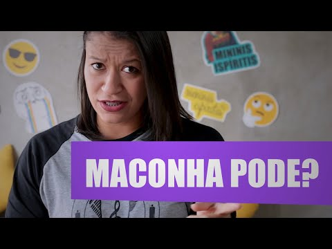 MACONHA E DROGAS, PODE?!