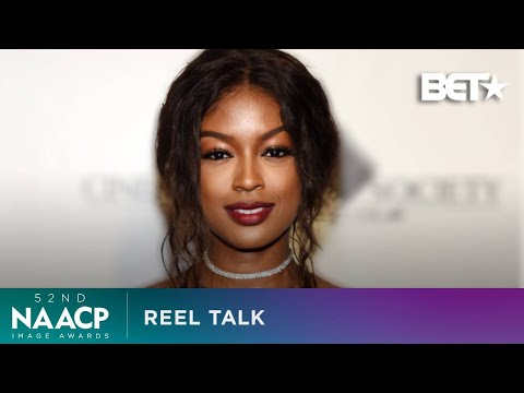 Javicia Leslie On Becoming The First Black Batwoman In Hollywood | NAACP Image Awards