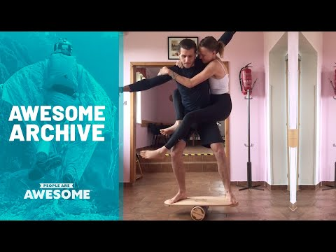 Incredible Balance Tricks & More | Awesome Archive