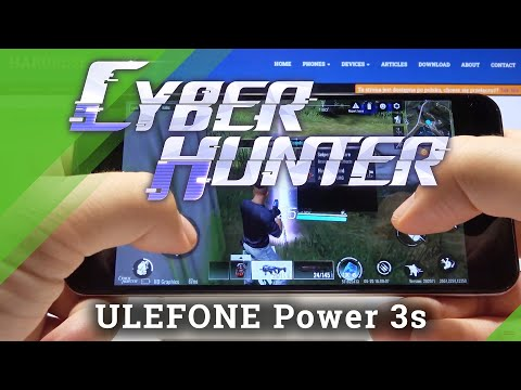 Cyber Hunter Gameplay on Ulefone Power 3S – Quality Check
