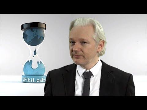 Julian Assange's Response to Leak of WikiLeaks' Thirsty DMs to Donald Trump, Jr