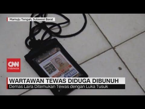 Wartawan Tewas Diduga Dibunuh