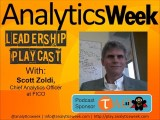 #BigData @AnalyticsWeek #FutureOfData #Podcast with @ScottZoldi, @FICO