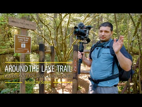 Around the Lake Trail, Tiger Mountain - Forest Walk - Backstage Video
