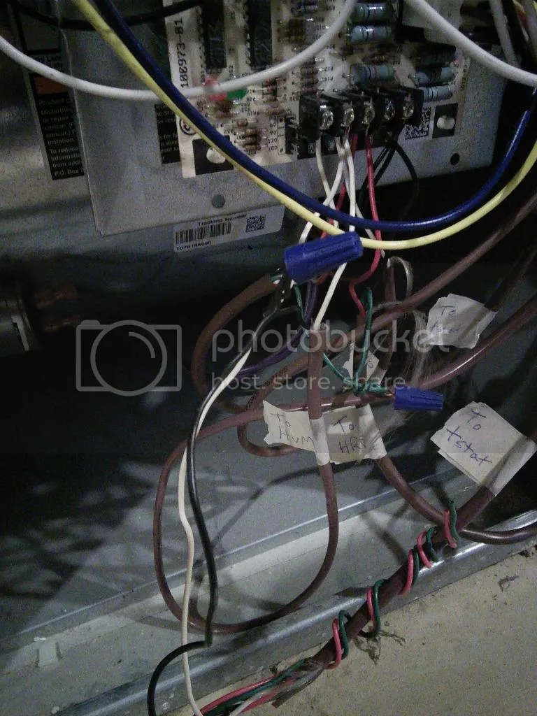 hight resolution of this is the furnace control panel you can see 3 white wires going in the c terminal second terminal from left 1 for air conditioning 1 goes to the nest