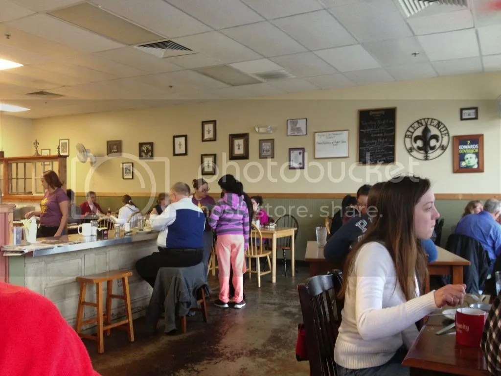Angelette's Cajun Kitchen - Tallahassee, FL - Photo by Mike Bonfanti