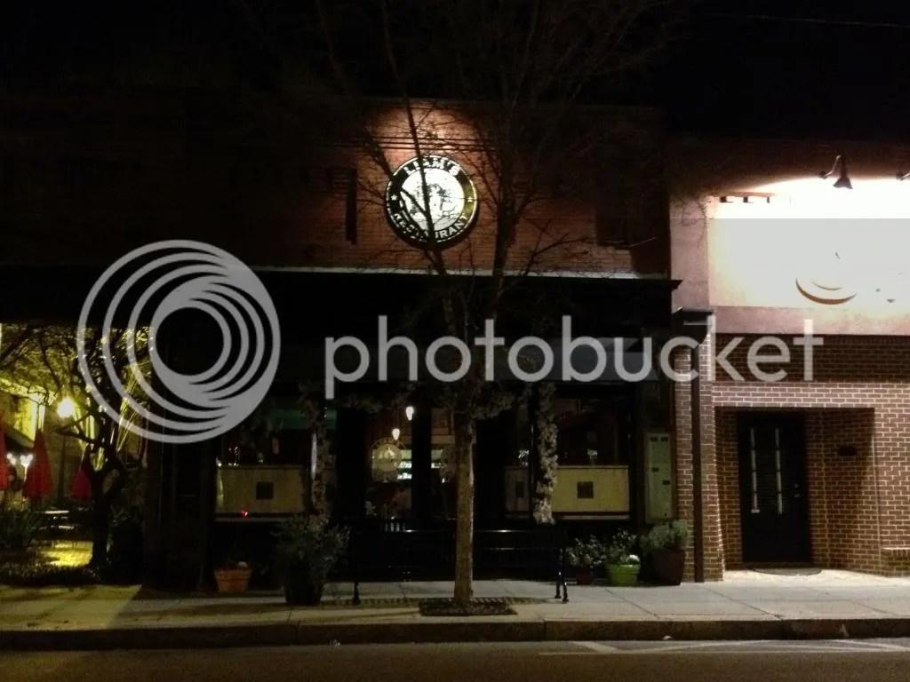 Liam's Restaurant - Thomasville, GA - Photo by Mike Bonfanti