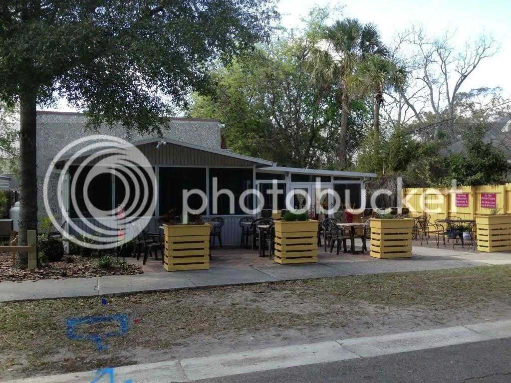 Arte Pizza - Fernandina Beach, FL - Photo by Mike Bonfanti