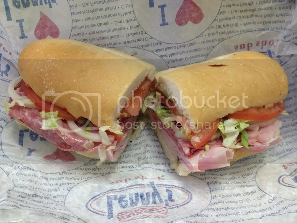 Lenny's Sub Shop - Tallahassee, FL - Photo by Mike Bonfanti