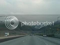 Snow looming ahead