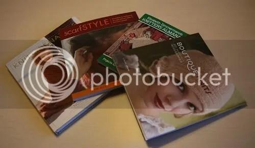 nove knjige