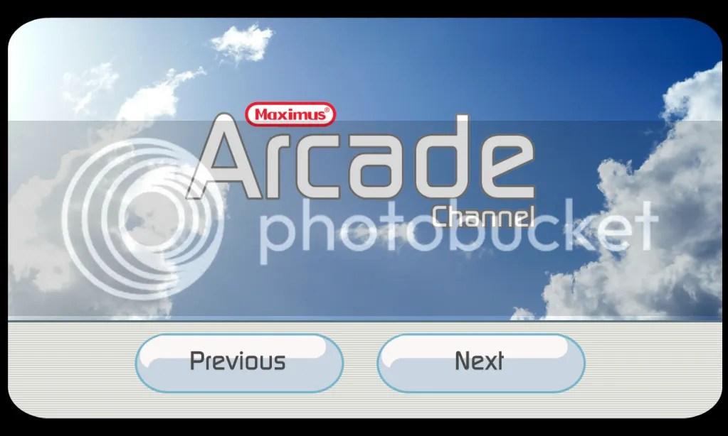 Maximus Arcade Themes   DebugStation