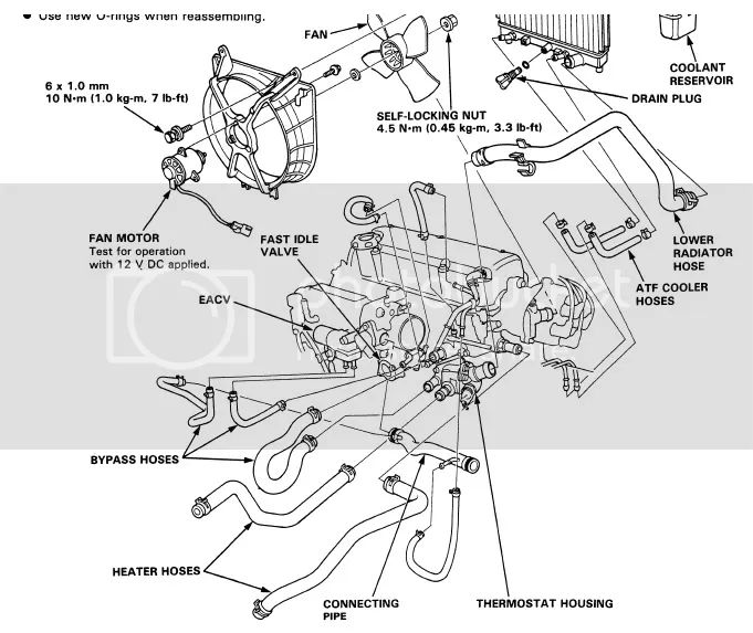 2012 honda civic engine mount diagram