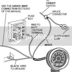 Sun Super Tach Ii Wiring Diagram Morris Minor Sunpro Schematic Diagramsuper Pro Tachometer Data Today