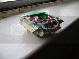 Bonsai Box with bead bracelets