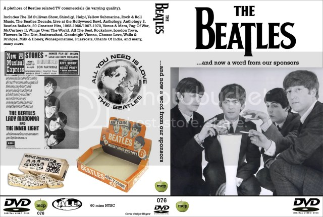 The Beatles And Now A Word From Our Sponsor Dvd