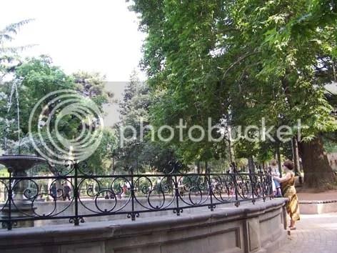 Tbilisi. Parks