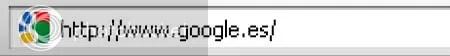 CAMBIO. Hoy 9 de enero de 2009, apareció el nuevo favicon de Google.