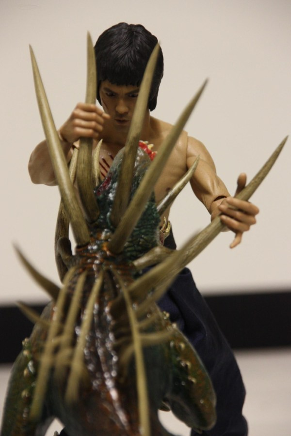 Hot Toys Dx04 - Enter Dragon Bruce Lee 1 6th Scale