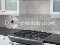 2x2 Mosaic Travertine Backsplash Photo by ...