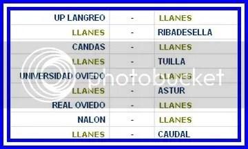 CALENDARIO LLANES