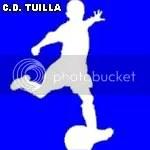 C.D. TUILLA AZUL Y BLANCO