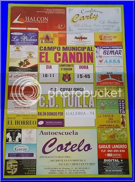 C.D.TUILLA - COVADONGA