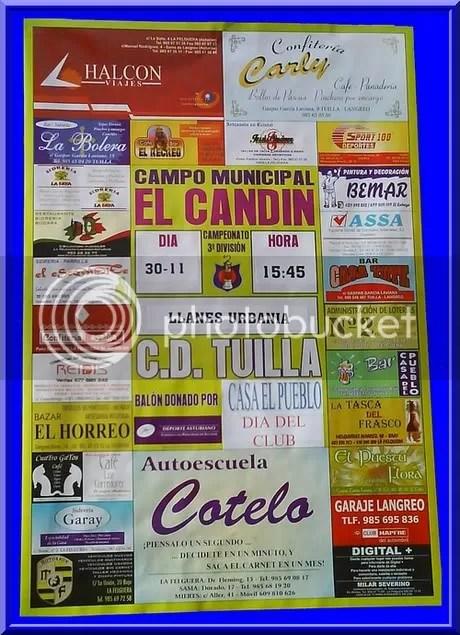 C.D. TUILLA - LLANES