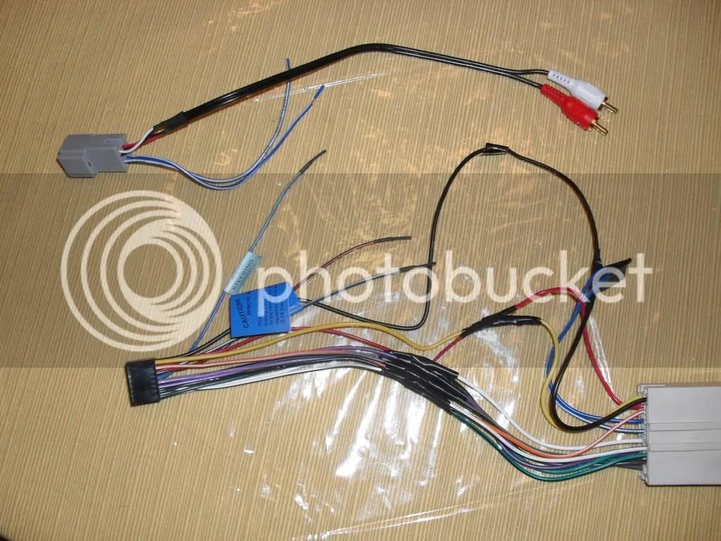 Shaker 500 Wiring Harness