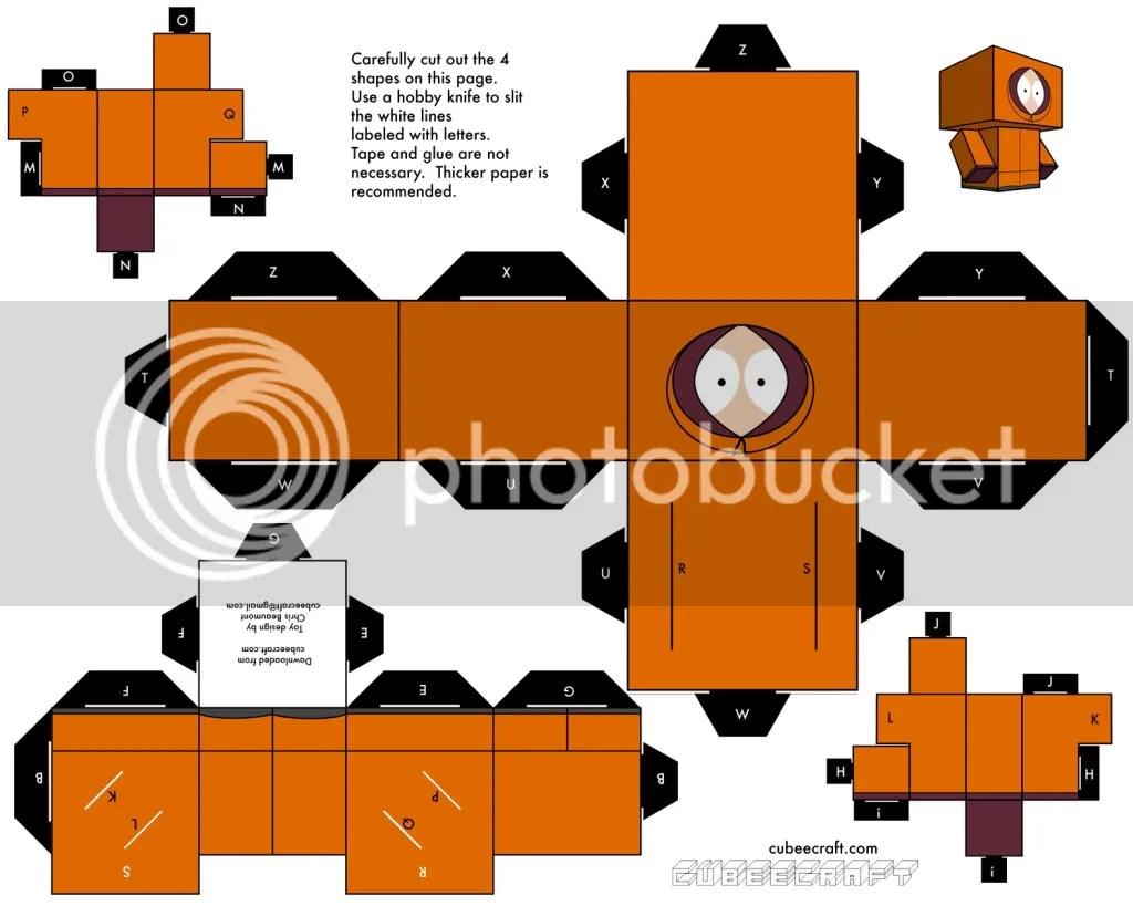 Cubeecraft keni