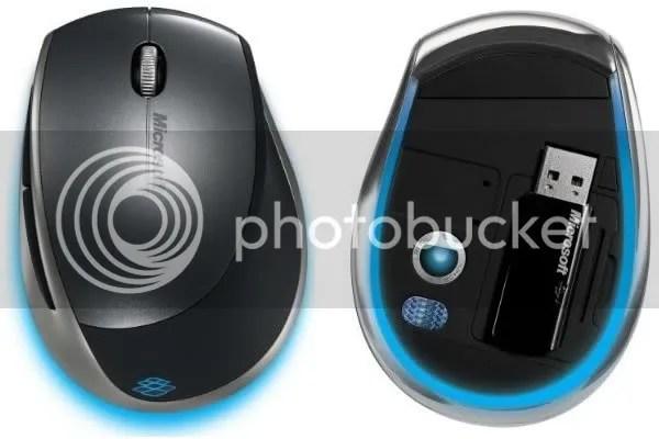 MS Blue Track Mice