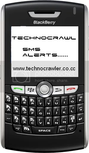 Technocrawl SMS Alerts