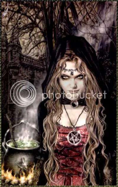 Iniciacion de Brujas