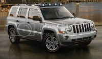 Lights on roof basket - Jeep Patriot Forums
