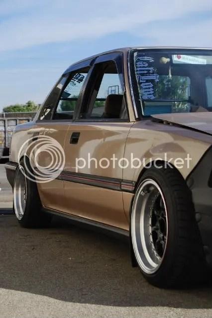 Slammed Ef Sedan : slammed, sedan, Sedan, Norway
