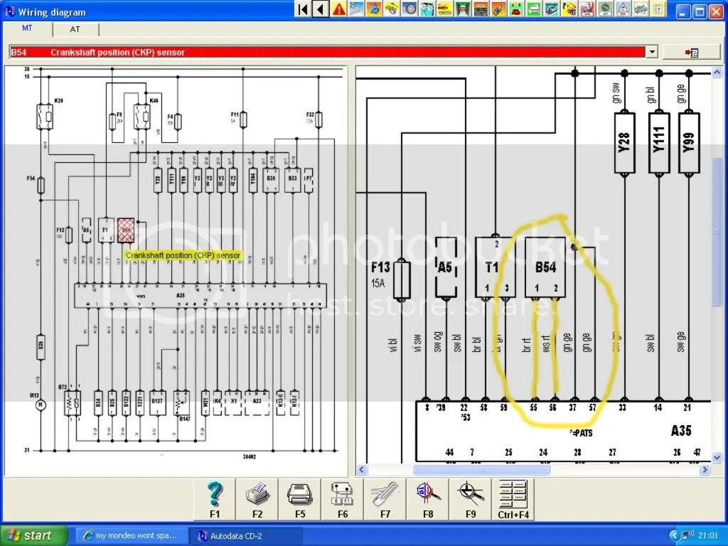 ford focus mk2 towbar wiring diagram getting things done workflow pdf mk1