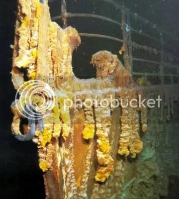 Foto Titanic Asli