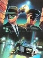 Le frelon vert le film - The Green Hornet le film