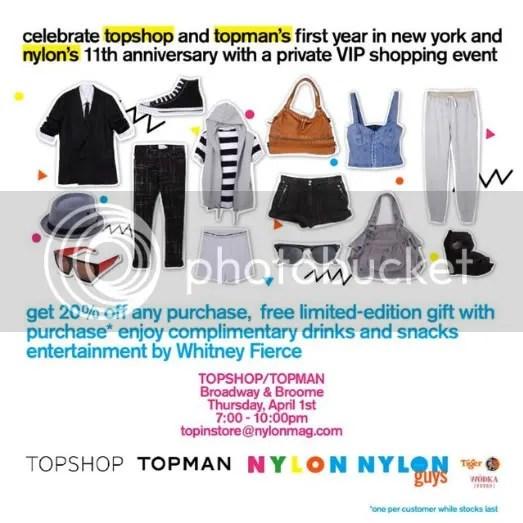 topshop,Nylon