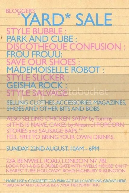 Susie Bubble,Park and Cube,Mademoiselle Robot,The Greyest Ghost,London