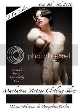 manhattan vintage show,the greyest ghost