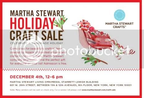 martha stewart,holiday craft sale,the greyest ghost