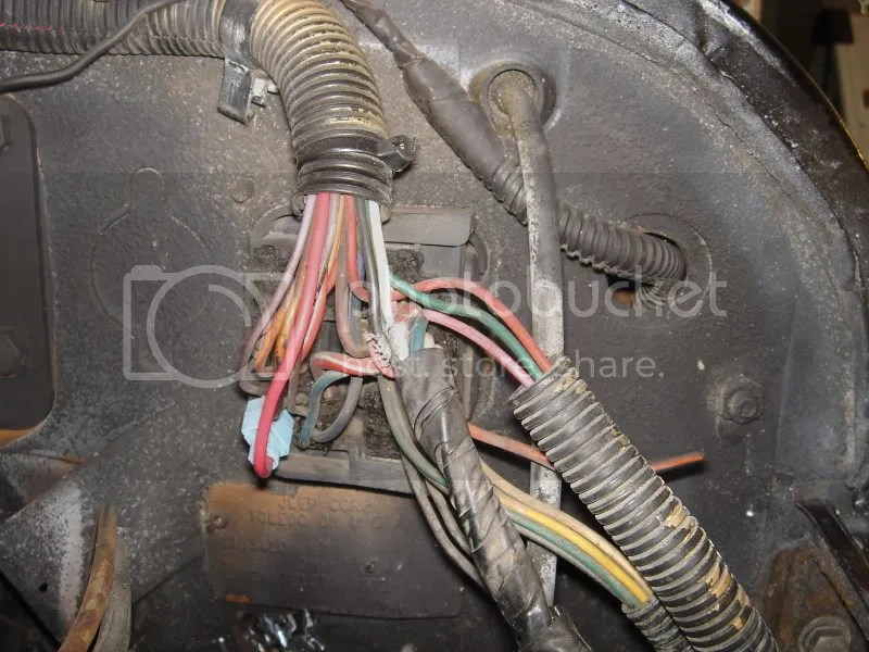 automotive amp meter wiring diagram 93 mustang mopar bulkhead connectors truck connector ~ elsavadorla