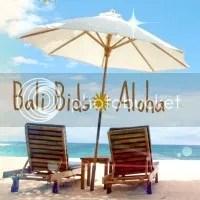 Bali Bids Aloha