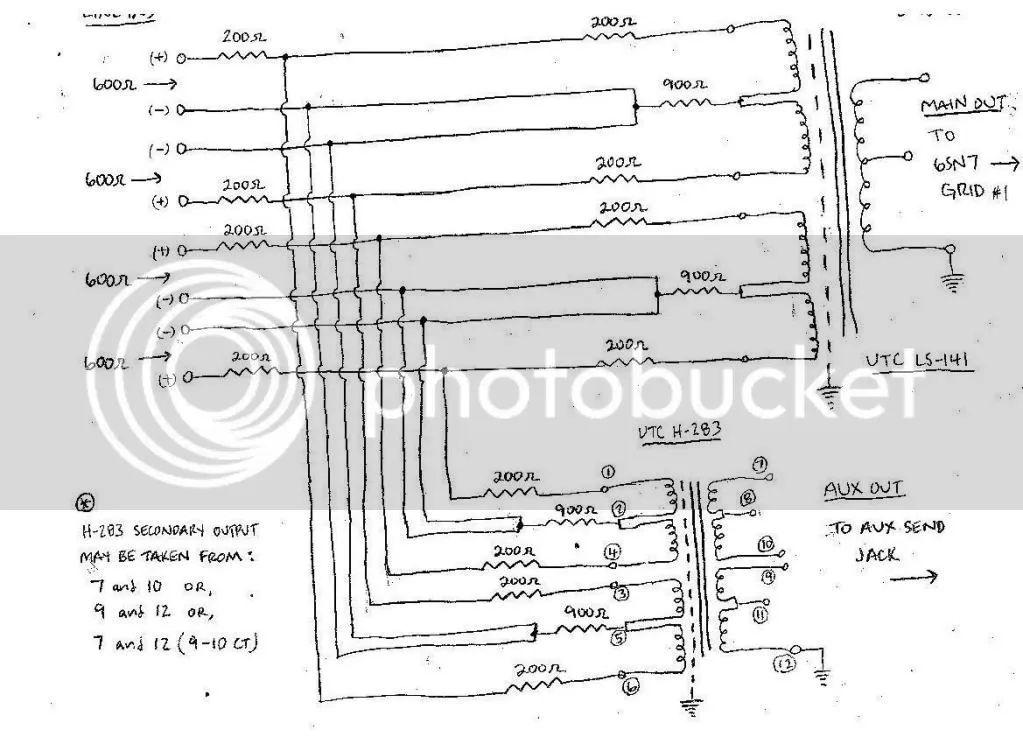 audio amp wire sizing